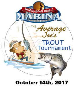 Average Joe's Trout Tournament